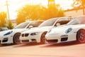 Картинка белый, тюнинг, 911, Porsche, BMW, Panamera, суперкары