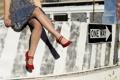 Картинка девушка, ноги, туфли