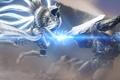 Картинка starcraft, diablo, Jim Raynor, Tyrael, Heroes of the Storm