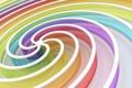 Картинка полосы, цветные, спираль