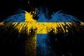 Картинка стиль, текстура, орёл, текстуры, орлы, швеция, sweden