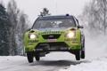 Картинка Ford, Зима, Авто, Снег, Спорт, Машина, Форд