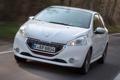 Картинка дорога, машина, белый, Peugeot, пежо, GTI, 208