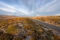 Картинка дорога, небо, пейзаж