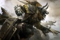 Картинка concept art, монстр, Engineer, рога, Guild Wars, оружие