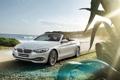 Картинка бмв, BMW, 4 series, кабриолет, Cabrio, 2015