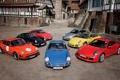 Картинка фон, дома, 911, Porsche, Порше, эволюция, передок