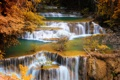 Картинка природа, река, Тайланд, водопады, asia, Kanchanaburi, Si Sawat