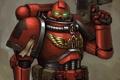 Картинка шлем, броня, Space Marine, 000, космодесантник, Warhammer 40