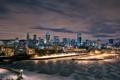 Картинка ночь, canada, Montreal