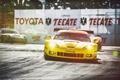 Картинка желтый, Corvette, Chevrolet, шевроле, Racing, корвет, солнечный свет