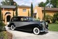 Картинка авто, дом, ретро, обои, wallpaper, Rolls Royce, классика
