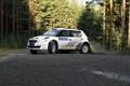 Картинка Авто, Белый, Лес, Машина, WRC, Rally, Skoda