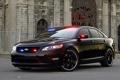 Картинка машины, полиция, тачки, ford, police, interceptor, stealth