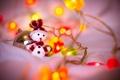 Картинка фон, праздник, игрушка