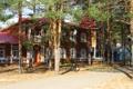 Картинка деревья, город, дом, фото, деревянный, Россия, Великий Устюг