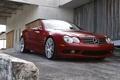 Картинка литье, Mercedes, кабриолет