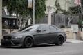Картинка BMW, черный, тюнинг, бмв, E92, Matte, Black