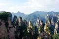 Картинка природа, лес, горы, скалы, Китай