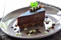 Картинка шоколад, пирожное, мята