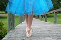 Картинка мост, ноги, юбка, балерина, пуанты