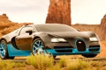 Картинка машина, Bugatti, Veyron, Drift, передок, Grand Sport, Vitesse