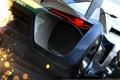 Картинка машина, огонь, скорость, Ridge Racer Unbounded