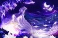 Картинка altaria, небо, swablu, reshiram, ho-oh, pidgey, дракон
