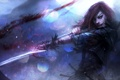 Картинка lol, League of Legends, Katarina, knife, the Sinister Blade