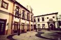 Картинка город, улица, здания, дома