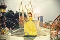 Картинка Disney, Белль, мульфильм, Beauty and the Beast, Красавица и Чудовище, Люмьер, Чип