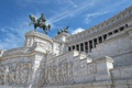 Картинка скульптура, италия, рим, площадь Венеции, Витториано