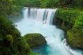 Картинка Колумбия, штат, река, водопад, США, Вашингтон