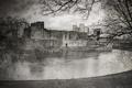 Картинка city, город, фотограф, photography, Lies Thru a Lens, Caerphilly Castle