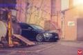 Картинка Audi, ауди, тюнинг, RS4, vossen wheels