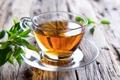 Картинка веточка, чай, листики