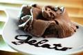 Картинка еда, мороженное, шоколадное, gelato