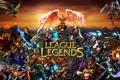 Картинка герои, персонажи, League of Legends
