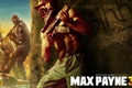 Картинка полиция, бандит, калаш, Max Payne 3, rocstar