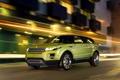 Картинка внедорожник, Land Rover, Range Rover, speed, Evoque, ленд ровер