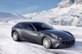 Картинка car, обоя, ferrari, автомобиль, феррари, winter, wallpapers