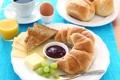 Картинка Полезный, tasty Breakfast, Useful, вкусный завтрак, чашка чая, a Cup of tea