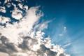 Картинка небо, солнце, облака, свет, фото, пейзажи, небеса