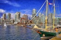 Картинка пристань, яхты, порт, Канада, Ванкувер, Canada, Vancouver