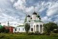 Картинка город, Спасо Преображенский монастырь, Муром
